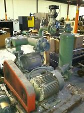 NASH CL-701 VACUUM PUMP WITH 40 HP MOTOR