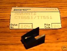 Marantz Tt151 (tipo Antiguo) tt251 tt351 tt451 Tt551 cts551 Stylus giradiscos piezas