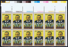 PLATE BLOCK of 12 #1771 MARTIN LUTHER KING 15c (1979)