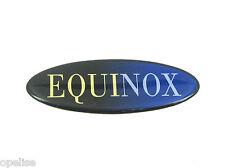 Genuine New PEUGEOT EQUINOX DOOR BADGE Emblem For 306 19997-2000 1.4 1.9D SED