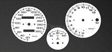 Ducati 748 916 996 998 Tachoscheiben Tacho Gauge Dials