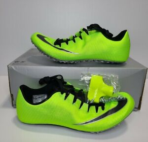 Nike Zoom Superfly Elite Green Track Spikes Men's Size 7/Wmns 8.5 (835996-300)
