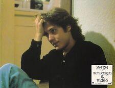 James Spader Sexe, Mensonges et Vidéo Steven Soderbergh Lobby card 1989