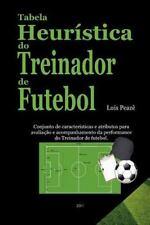 Tabela Heurística Do Treinador de Futebol : Características e Atributos para...