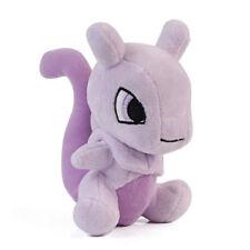 Mewtwo Pokemon Plush Toy Purple Mewtwo Monster Stuffed Doll Xmas Gift