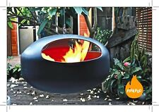 The Firepod Outdoor Fireplace - firepit chiminea SUMMER SALE