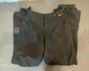Burton Black Waterproof Breathable Shell Snowboard Pants Women's XS GREAT LOOK