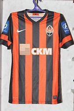 FC SHAKHTAR (Donetsk, Ukraine). Match Worn Shirt Jersey #28 TAISON