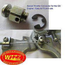 Honda Swivel Throttle Cable Block Kit GX160 GX200 FREE POSTAGE WIZZ KARTS
