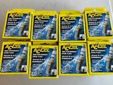 AC DELCO Spark Plugs ACDELCO R45T BOX SET OF 8 Performance Accel Version