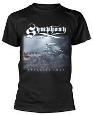Symphony X 'Paradise Lost' (Black) T-Shirt - NEW & OFFICIAL!