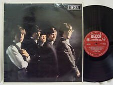 """THE ROLLING STONES - S/T LP (RARE MONO UK Import on """"unboxed"""" DECCA, Debut)"""