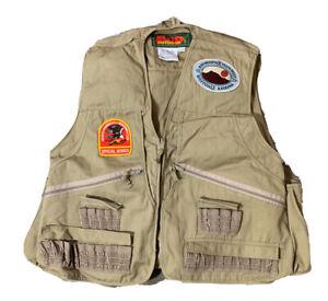 AVID Outdoor Men's Hunting Shooting Vest Size Large 42-44