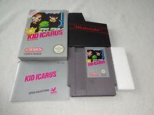 Kid Icarus nes juego completo con embalaje original y guía