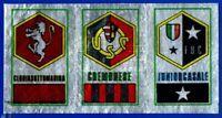 FIGURINA CALCIATORI PANINI 1974/75 N.601 SCUDETTO CLODIASOTTOMARINA REC/REMOVED