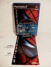 Spiderman Playstation 2 European Version