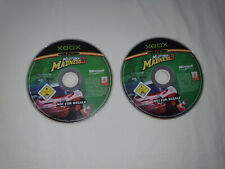 jeu microsoft xbox d'occasion MIDTOWN MADNESS 3 NOT FOR RESALE juste le disque