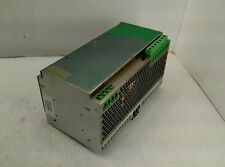 PHOENIX CONTACT POWER SUPPLY QUINT-PS-3X400-500AC/48DC/20