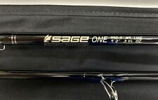 """NEW Sage ONE 9wt 9'0"""" 990-4 Fly Fishing Rod"""