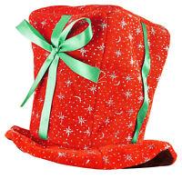 73d7b378806e7 Novelty Adult 3D Christmas PRESENT Hats Xmas Party Office Men Womens Fancy  Dress