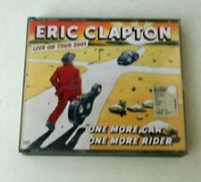 ERIC CLAPTON - ONE MORE CAR ONE MORE RIDER - 2 CD+DVD - FU