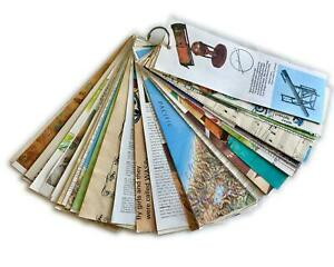 100+ Lot Collage Ephemera Unique Junk Journal Art Page Ring Bound