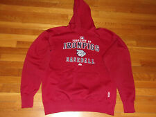 MAJESTIC THERMA BASE LEHIGH IRONPIGS HOODIE MENS LARGE EXCELLENT CONDITION