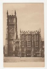 Cirencester Parish Church Postcard, B185