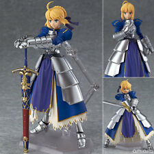 Anime Fate/stay night Saber 2.0 figma 227 PVC Figure New No Box 15cm