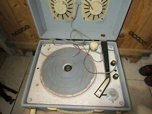 la voix de son maitre tourne disque 78 45 33 16 tours  ancien vintage