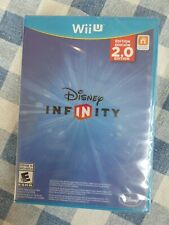Disney Infinity 2.0 Edition - Nintendo Wii New Factory Sealed Game Only Offer OK