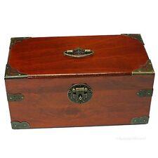 Schmuckschatulle Schmuckkästchen Schmuckkasten Schatulle Truhe Kiste Holz Antik