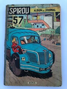 Spirou - Album du Journal - 57