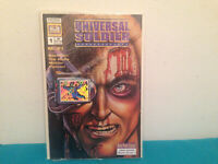Universal soldier #1 now comics NEW SEALED