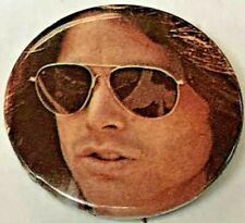 Original & Vintage Jim Morrison Button Pin Badge 1970s The Doors