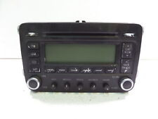 06-07 VW Passat B6 OEM  Premium 7 Radio Headunit 1K0035180C TESTED
