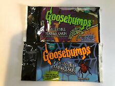 1x Vintage Topps Goosebumps 8 Collectible Trading Cards Cartes Series One 1996