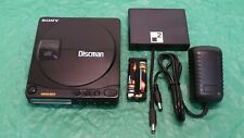 Sony D-9 Discman.  Fully Restored and Calibrated D-90