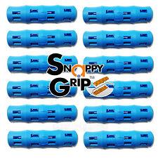 SNAPPY GRIP Egonomic Replacement Bucket Handles 12 LIGHT BLUE