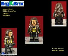 VIXEN DC Custom Printed LEGO & Custom Parts Minifigure