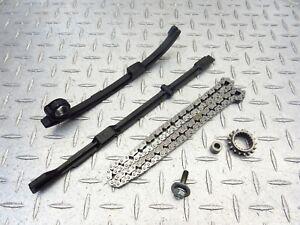 2011 11-13 Honda CBR250R CBR250 250R Cam Chain Camshaft Timing Guides OEM