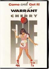 Warrant Tokyo Japan April 21 1991 DVD PRO NTSC