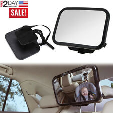 Baby Car Seat Rear View Mirror Facing Back Infant Kids Child Toddler Safety View