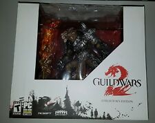 Guild Wars 2: Collector's Edition (PC: Windows, 2012) Complete No Key