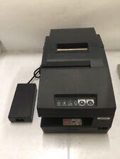- Epson TM-H6000II M147C (USB) Receipt Printer W/ Power Supply