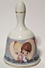 Precious Moments Love One Another Porcelain Bell 2000 Giftco Inc.
