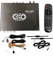 C-KO HD Digital Car Diversity TV Tuner with HDMI and Aerials