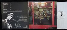 TOM WAITS, Nighthawks At The Diner WHITE LABEL PROMO USA EXCELLENT- 2LP