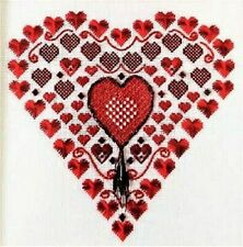 Heartbeats~Freda's Fancy Stitching