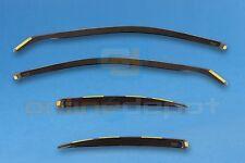 Wind Deflectors MAZDA 6 Hatchback 5-doors 2002-2007 4-pc HEKO Tinted